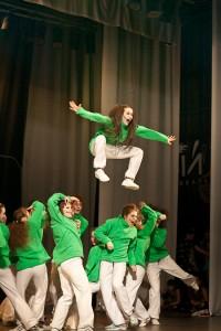 Молодежная студия современного танца Форсаж