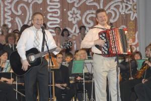 С. Прошин и В. Блохин