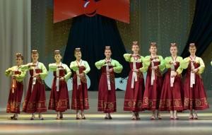 хореографический ансамбль Идилия (ст.гр.)